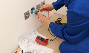 $224 for an Electrical Service Call and Whole-House Electrical Inspection--Includes Labor