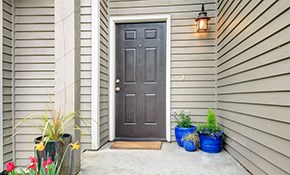 $150 for $200 Credit Toward Exterior Door Installation