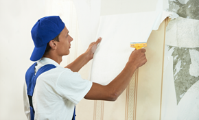 $125 for 3 Hours of Wallpaper Removal or Painting