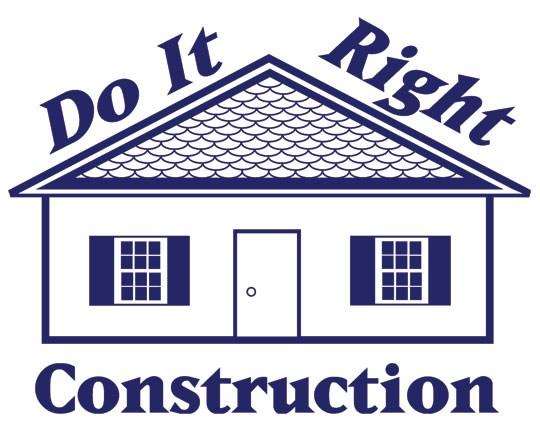 Do It Right Construction logo