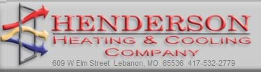 Henderson Heating & Cooling Co logo