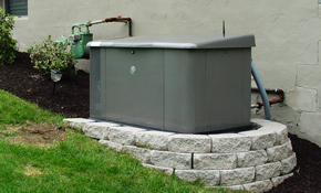 $99 for $500 Toward Purchase and Installation of a Home Generator