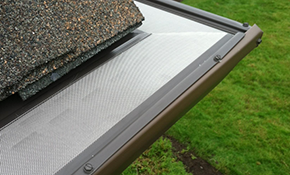 $1,699.00 for Whole House Replacement Gutter System Plus free Roof Inspection