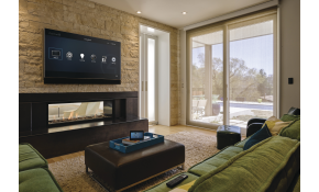Family Room Home Automation Entertainment Package