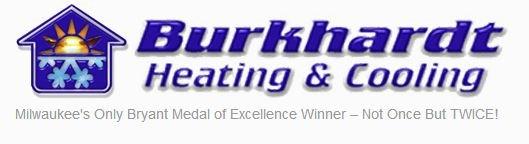 Burkhardt Heating & Air Conditioning logo