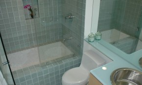 $1,395 for Custom Installed Frame-less Pivot Shower Door!