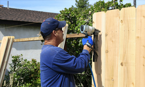 $250 for a Wooden Fence Maintenance Package