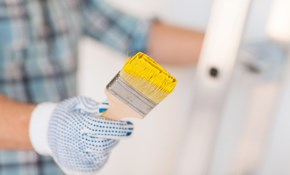 $1,350 Exterior House Painting Package with Pressure Washing (up to 1,500 Square Feet)