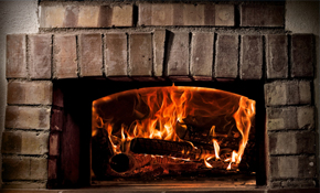 $111 for Gas Log Fireplace Tune-Up, Cleaning & Inspection!