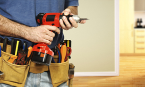 $399 for 8 Hours of Home Repair or Remodeling