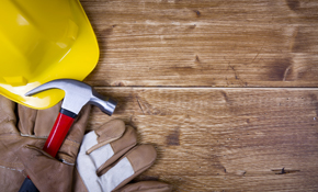 $425 for 6 Hours of Home Repair or Remodeling