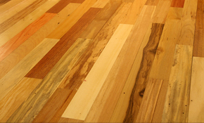 $4,499 for 500 Square Feet of Solid Oak Hardwood Flooring Installed