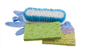 $150 for Housecleaning (up to 4,000 Square Ft.)