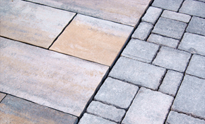 $2,395 for Paver Stone Patio or Walkway Delivered and Installed
