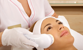 $90 for The Canvas Facial