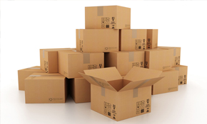 Save on Moving Materials with a 4 Bedroom Move Package for Only $590!