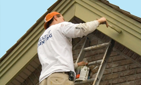 $1,990 for Up to 1,600 Sq.Ft. of Exterior Painting!