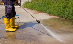$89 for Driveway or Patio/Pool Deck Cleaning