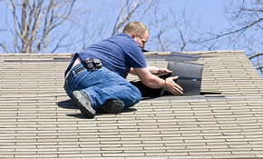 $139 for Blown Off Shingle Repairs