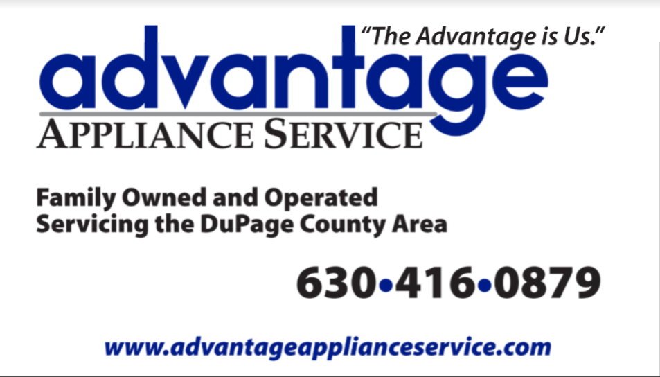Advantage Appliance Service Reviews Downers Grove Il