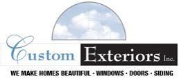 Custom Exteriors Inc logo