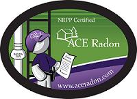 ACE RADON CORPORATION logo