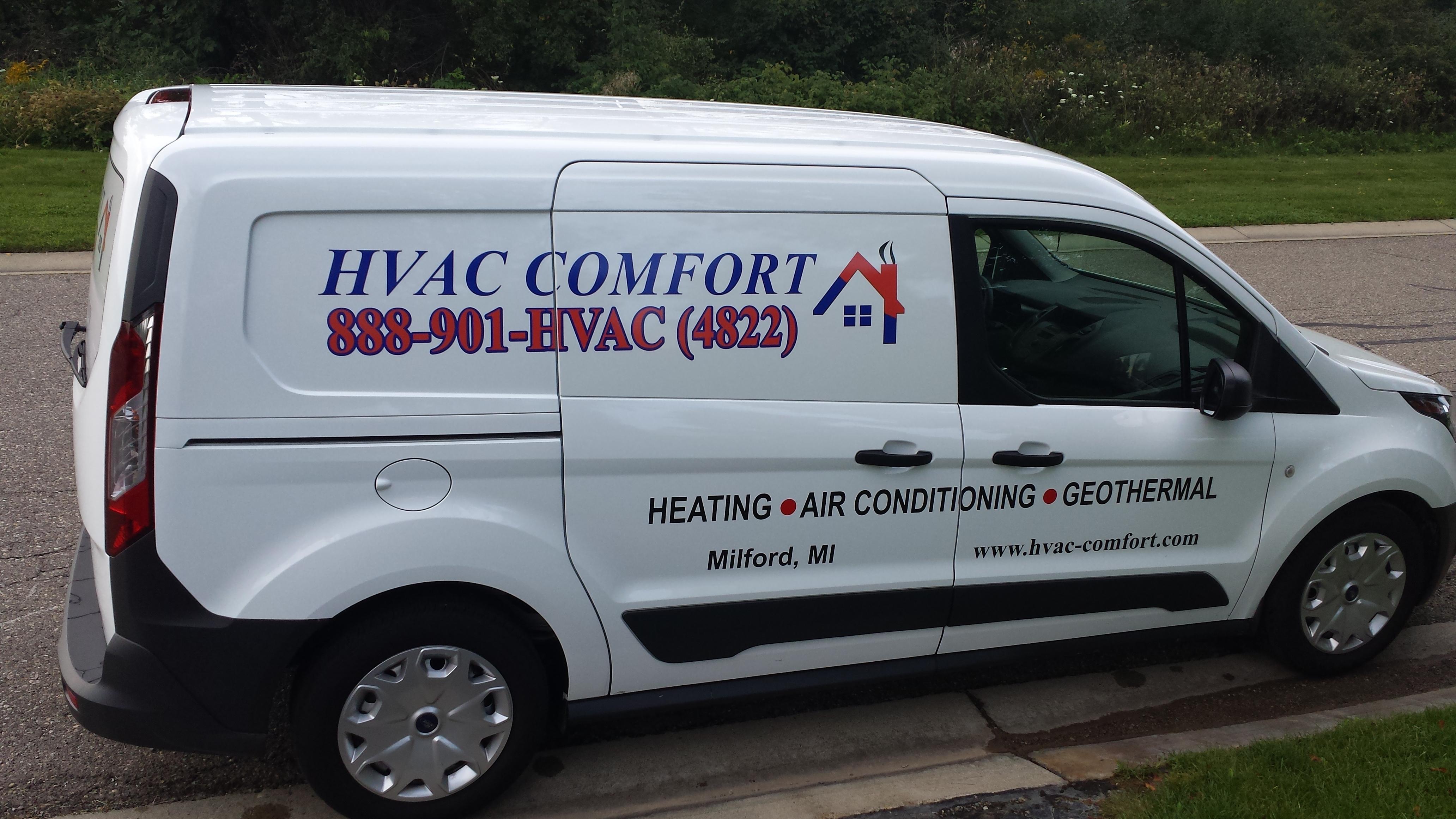 HVAC Comfort Inc logo