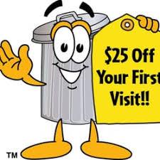 1-855-US Trash LLC logo
