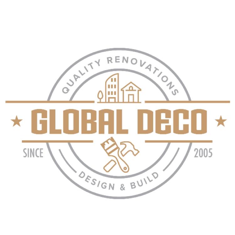 Global Deco logo