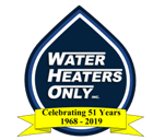 Water Heaters Only, Inc logo