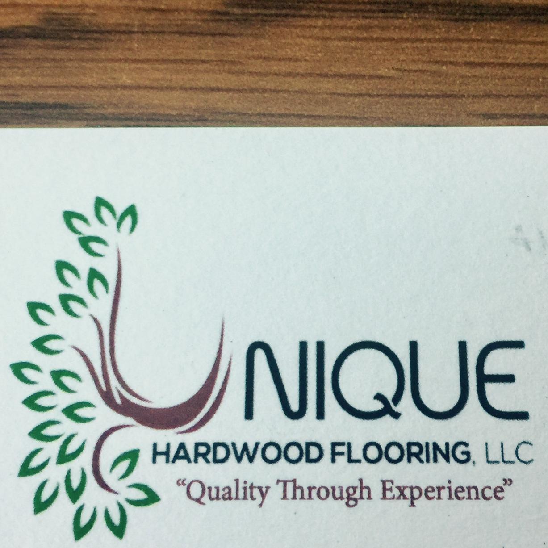 A Unique Hardwood Floor LLC logo