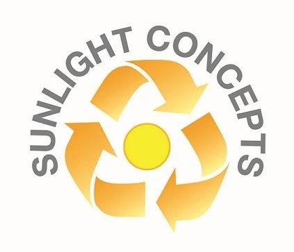 SUNLIGHT CONCEPTS logo