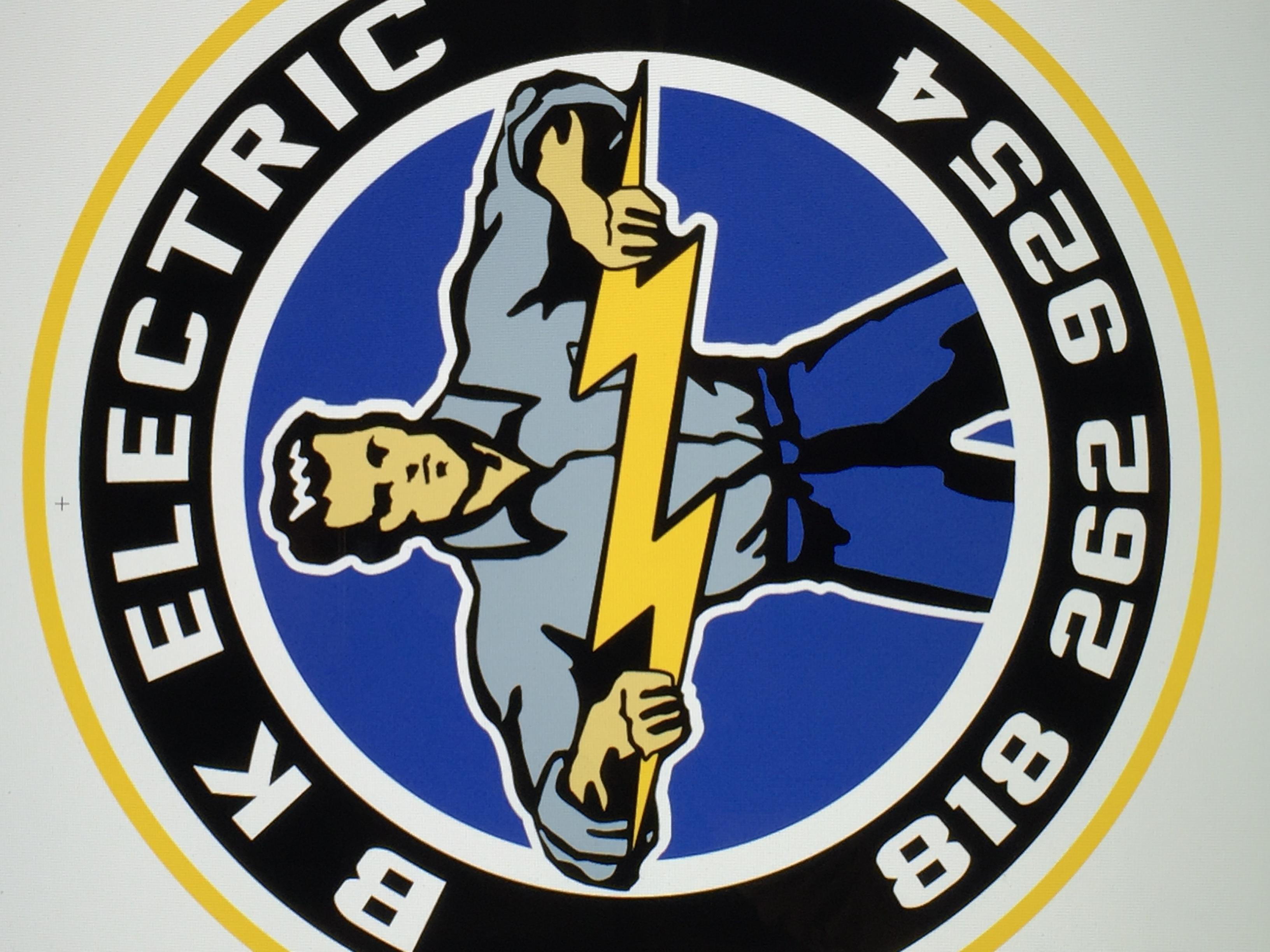 BK Electric logo
