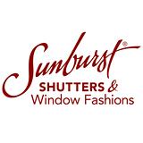 Sunburst Shutters & Window Fashions logo