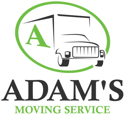 Adam's Moving & Delivery Service logo