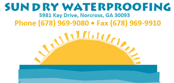 Sundry Waterproofing Reviews Norcross Ga Angie S List