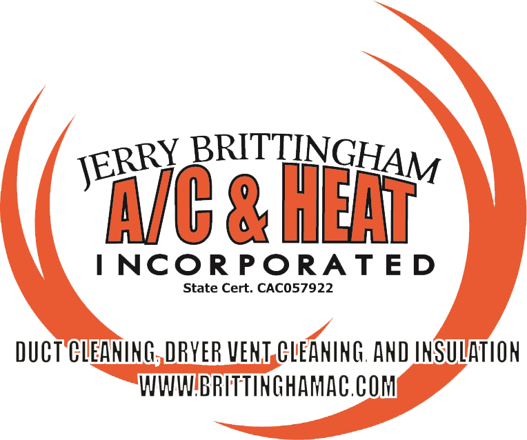Jerry Brittingham AC & Heat Inc logo