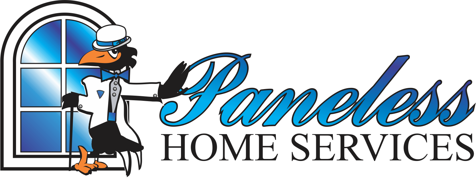 Paneless Home Services logo