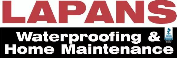 Lapans Waterproofing & Home Maintenance logo