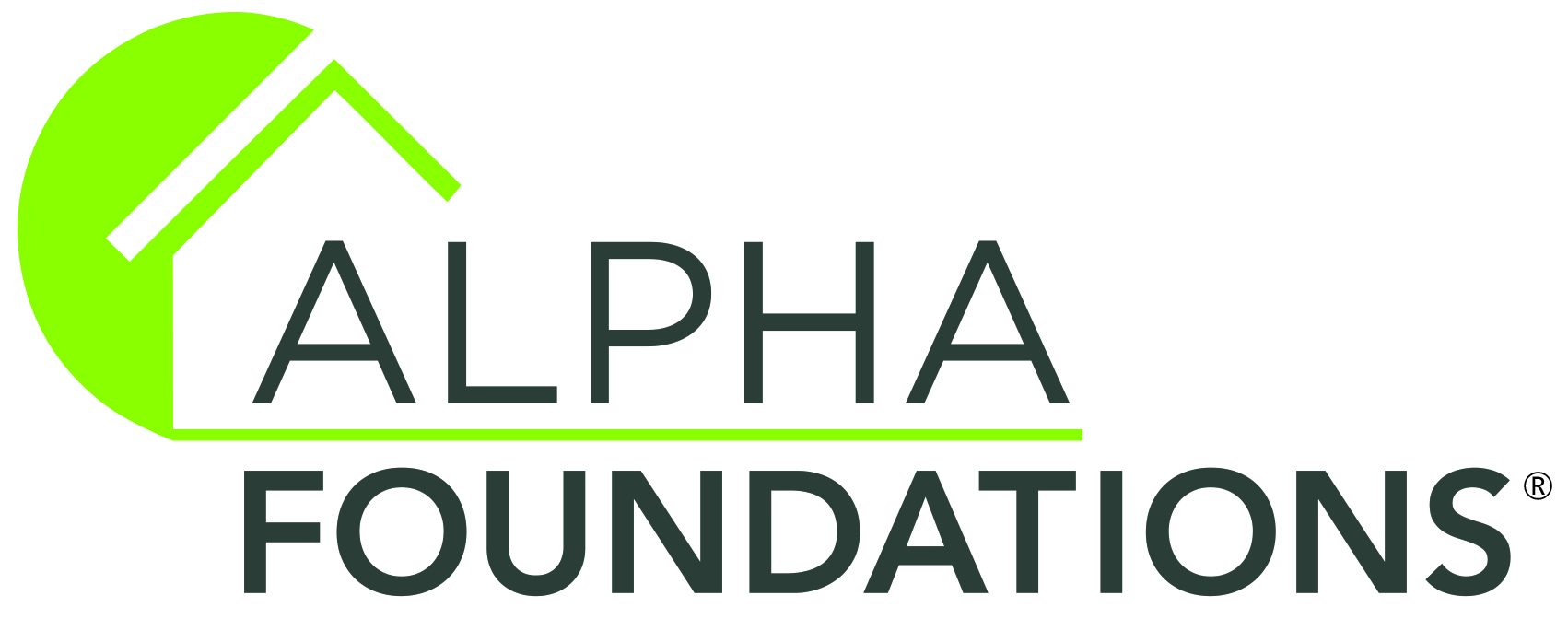 Alpha Foundations logo