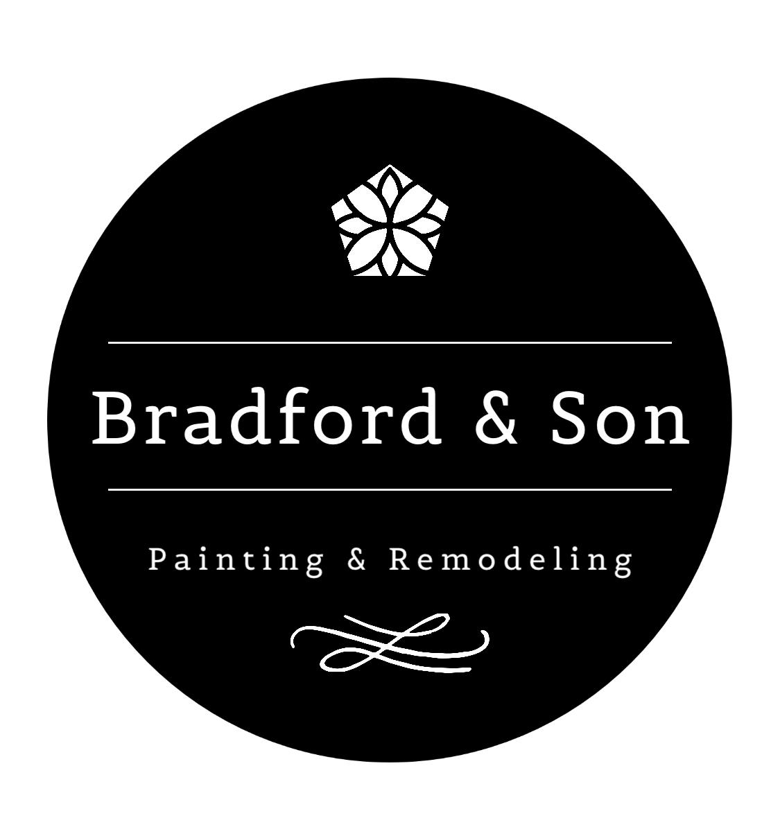 Bradford & Son Painting & Remodeling  logo