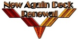 New Again Deck Renewal Inc logo