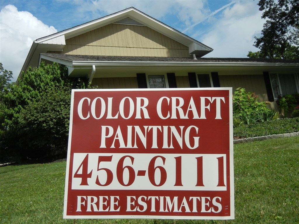 Color Craft Painting LLC logo
