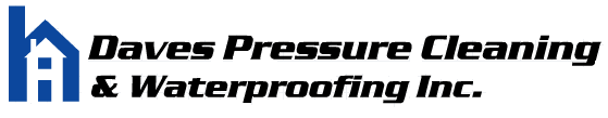 Dave's Pressure Cleaning & Waterproofing Inc logo