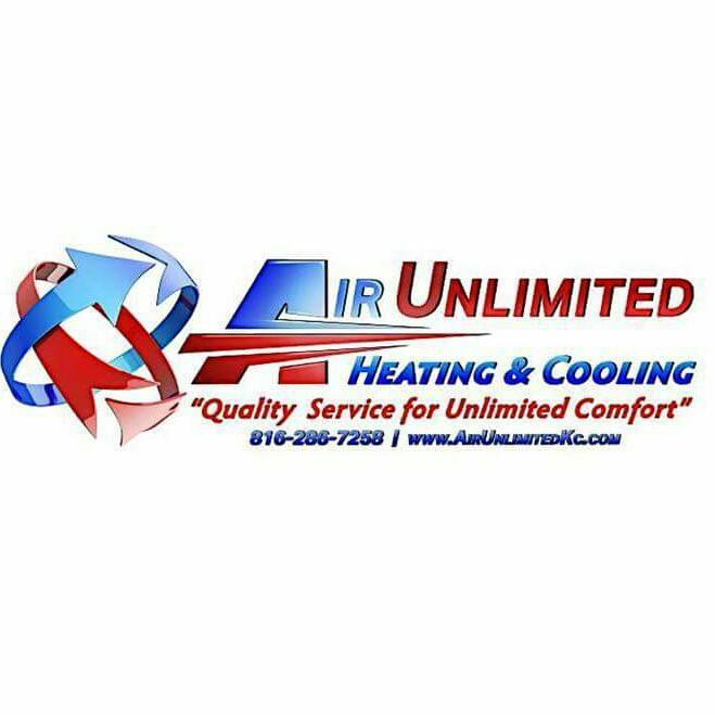Air Unlimited Heating & Cooling logo