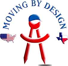 Moving by Design logo