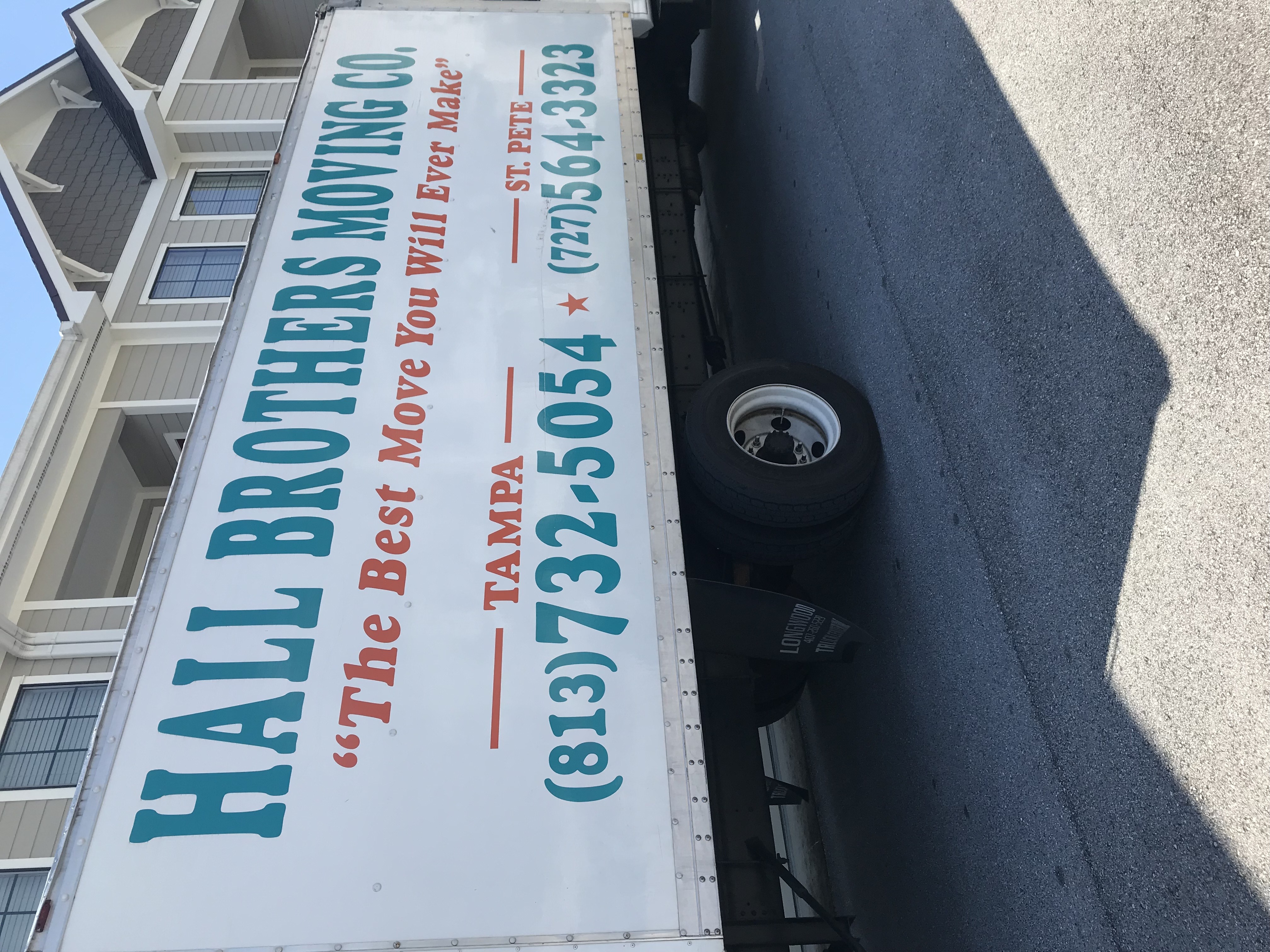 Hall Brothers Moving Amp Junk Removal Hauling Reviews