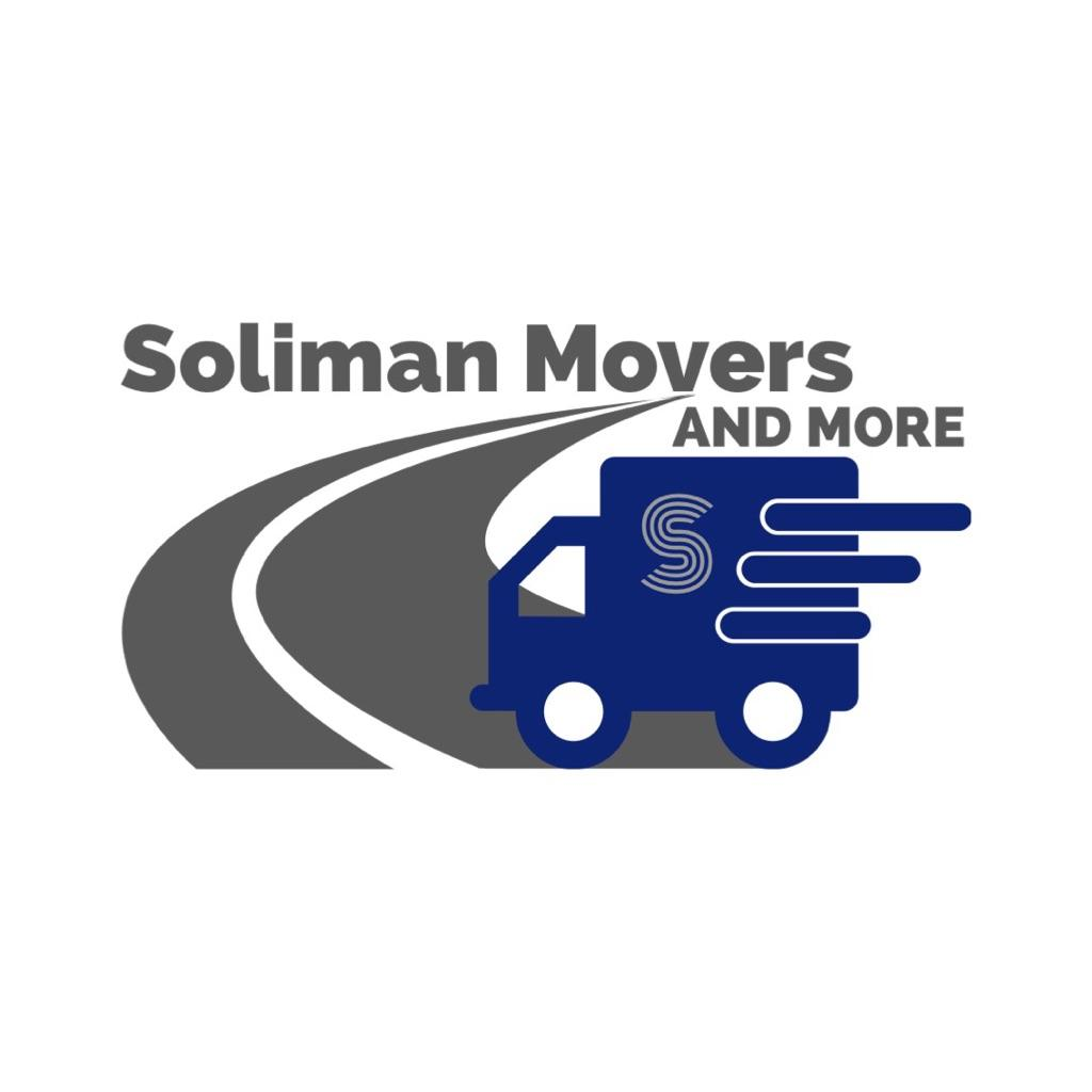 Soliman Movers and More logo