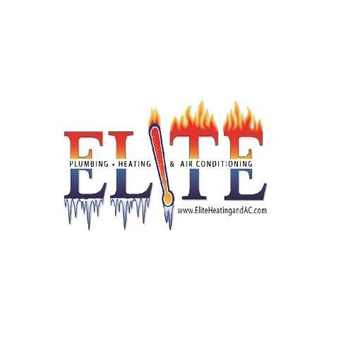 Elite Heating, Cooling & Plumbing logo
