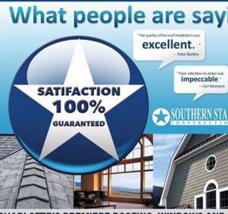 Southern Star Roofing Amp Construction Reviews Charlotte